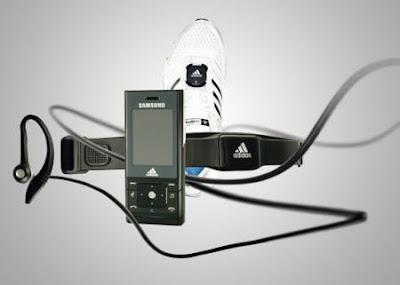 Adidas and Samsung