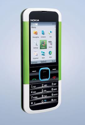 Nokia 5000 Camera Phone