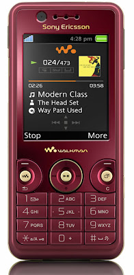 Sony Ericsson W660 Review