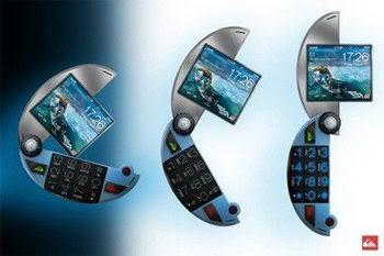 Quiksilver mobile phone concept