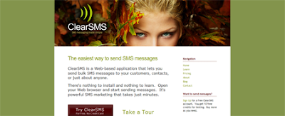 How to send sms for free