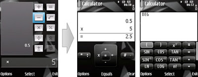 Calculator for S60 for Free