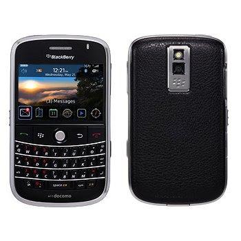 BlackBerry Bold in Japan