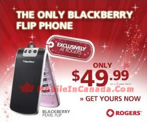 Pink BlackBerry KickStart 8220