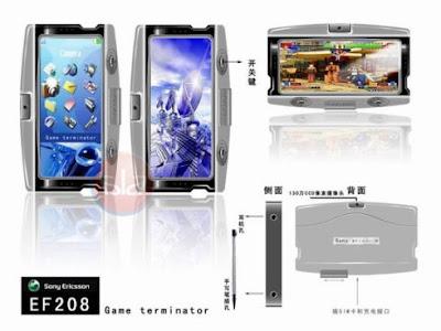 Sony Ericsson EF208