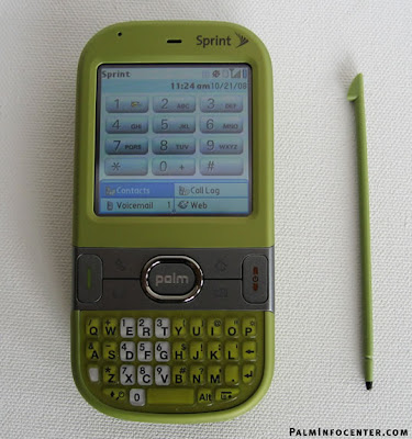 Palm Centro Olive Green