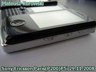 Sony Ericsson Paris