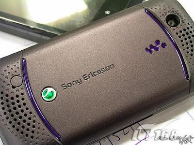 Sony Ericsson W395 Walkman Phone