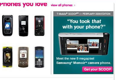 Samsung T929 Memoir