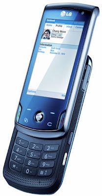 LG KT770 Slider Phone