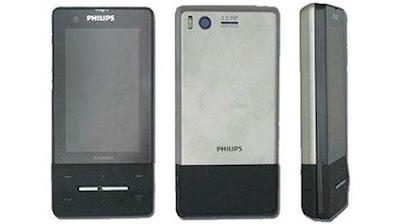 Philips Touchscreen Xenium X810