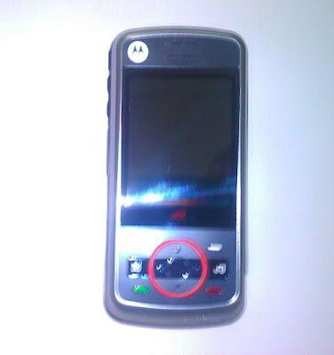 Motorola i856 iDEN