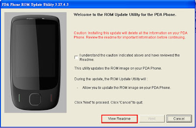 New HTC Touch 3G ROM Upgrade Released
