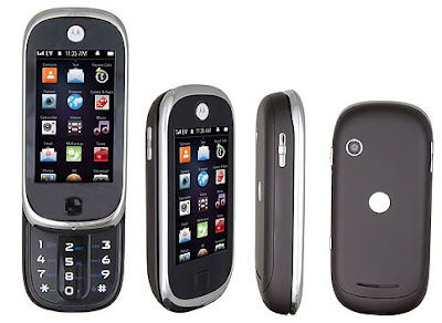 Motorola Evoke QA4 User Manual