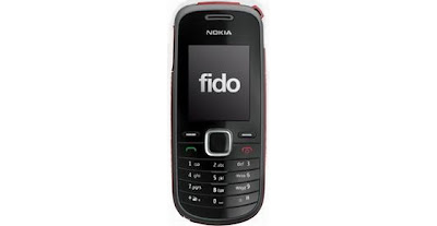Fido gets the Nokia 1661