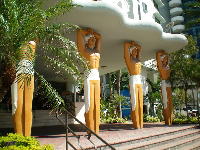 A Miami Beach Hotel