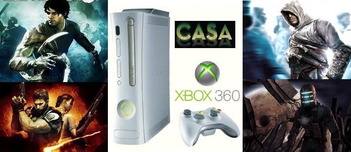 CASA DO XBOX 360