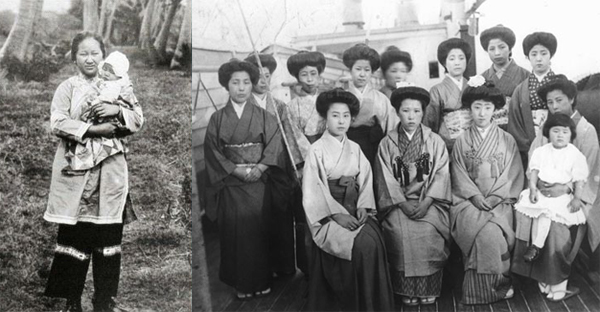 Asian American Pop Culture 1901 1920 Picture Brides