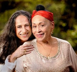 OMARA PORTUONDO & MARIA BETHANIA EN ARGENTINA