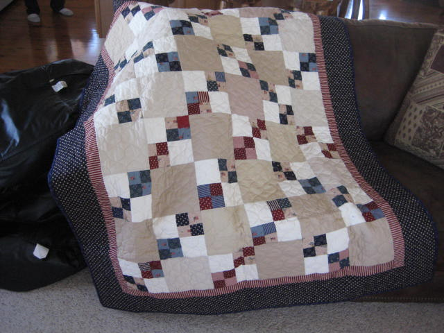 Alycia Quilts Peninsula Piecemakers Quilt Guild