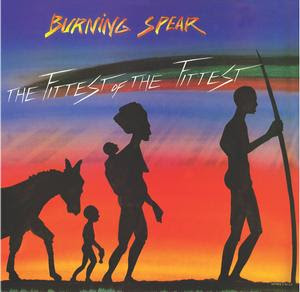 Burning Spear - Foggy Road