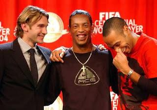 Shevchenko, Rohnaldhino, and Henry