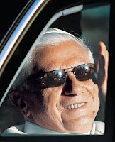 Pope Benedict - a pimp's main prophet and profit