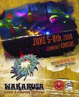 waka Festival Schedule