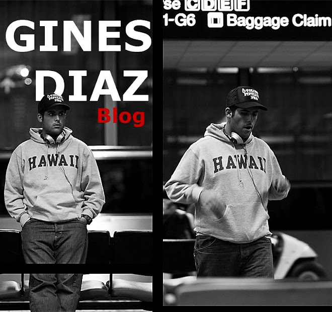 Gines Diaz Photographer  |  Blog