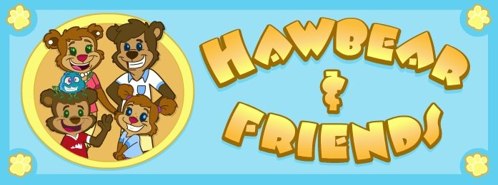 Hawbear & Friends