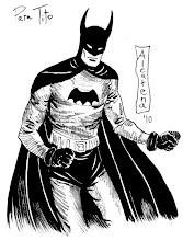 BATMAN para el batiblog de tito por kike alcatena