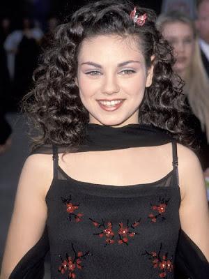mila kunis jovencita 1999
