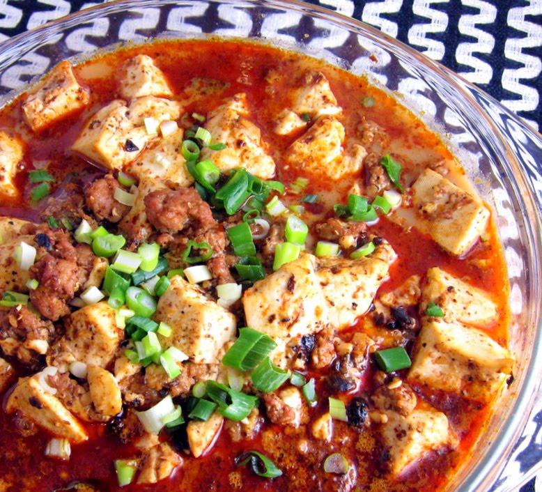 Ma Po Tofu | Noodle Fever