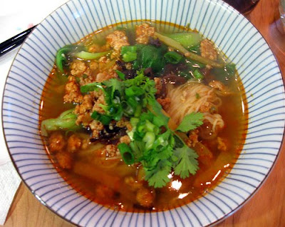 Spicy-Sour Pork Ramen Noodle Fever
