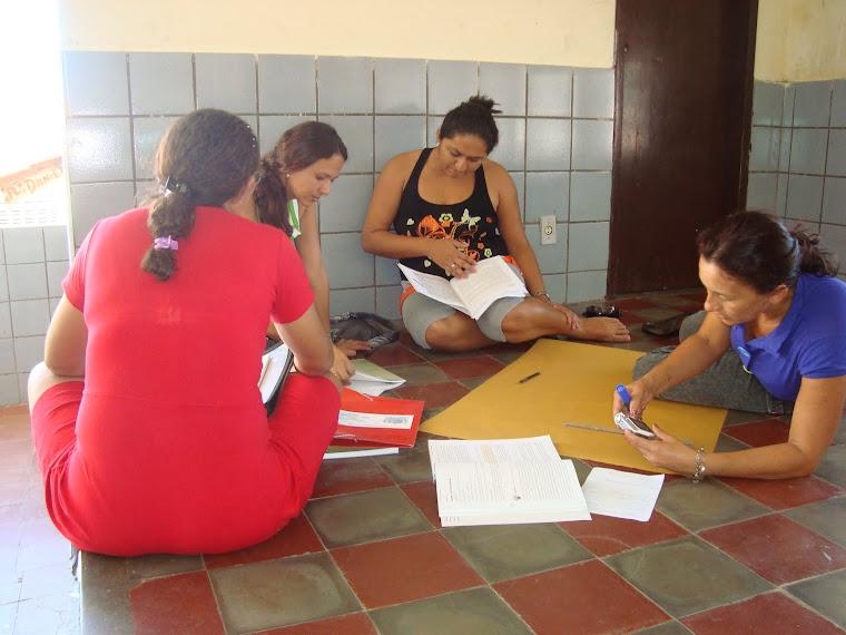 Professores Cursistas de Língua Portuguesa
