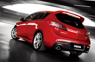 Mazda Speed 3, MPS3, Mazda3, Mazda 3 Hatch, MazdaSpeed3