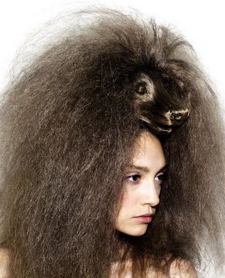 wierd hairstyles. weird hairstyles.