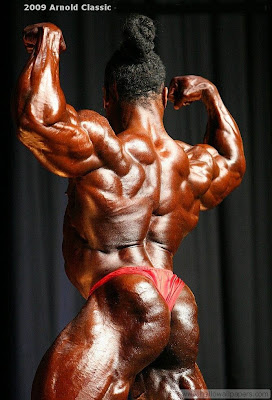 2 Arnold Classic Bodybuilding 2009