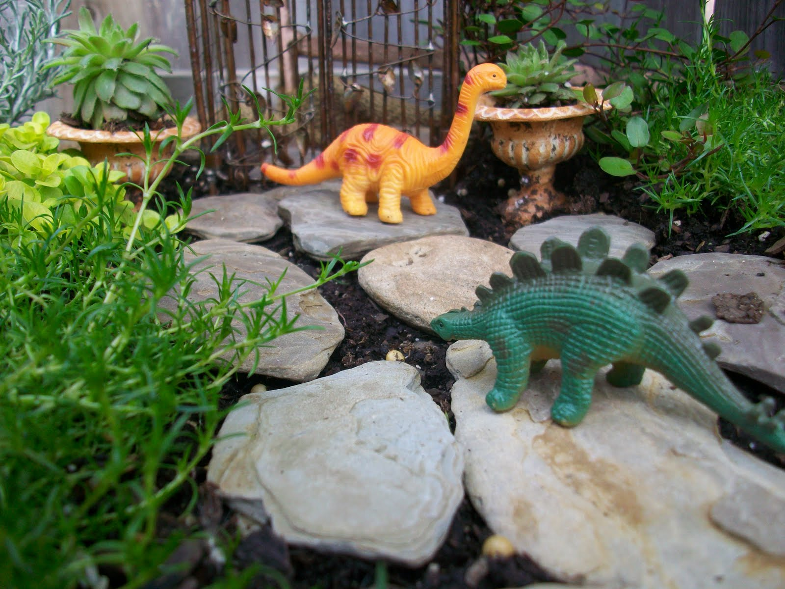 Dinosaur Lawn Decorations Sixty Fifth Avenue Our Fairy Garden