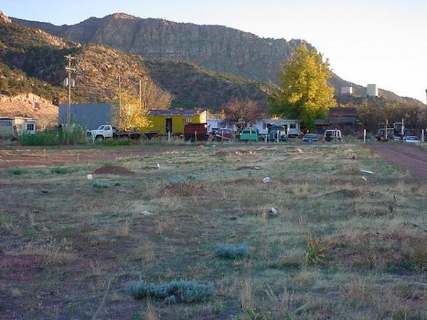 Colorado City Arizona Baby Cemetery The Mohave County Coroner has never ...