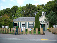 Mackinac Island Post Office