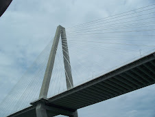 Huge, scary new bridge into Charleston