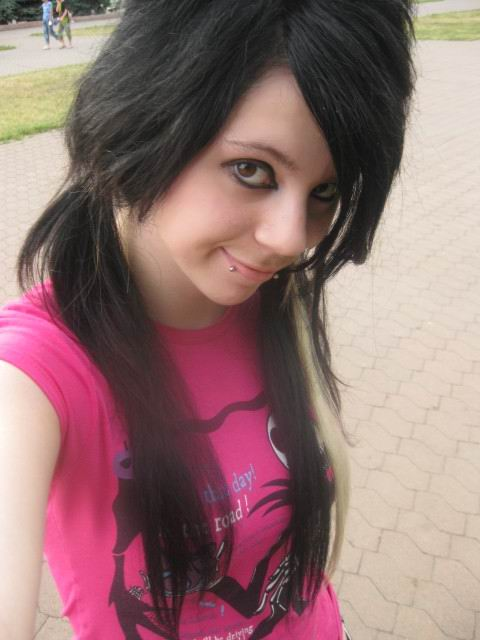 cute long haircuts for girls. Long Emo Hairstyles For Girls.