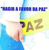 Projeto Nagib  a favor da Paz