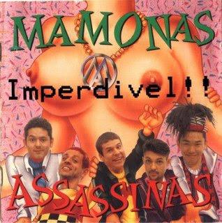 MAMONAS ASSASSINAS -AO VIVO-