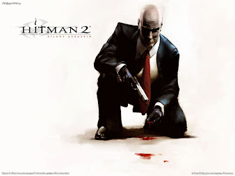 #17 Hitman Wallpaper