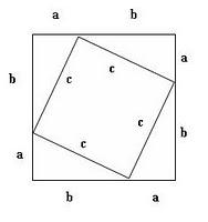 LASANES: cara mencari panjang sisi miring segitiga