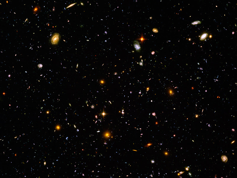 high resolution hubble ultra deep field large - photo #35