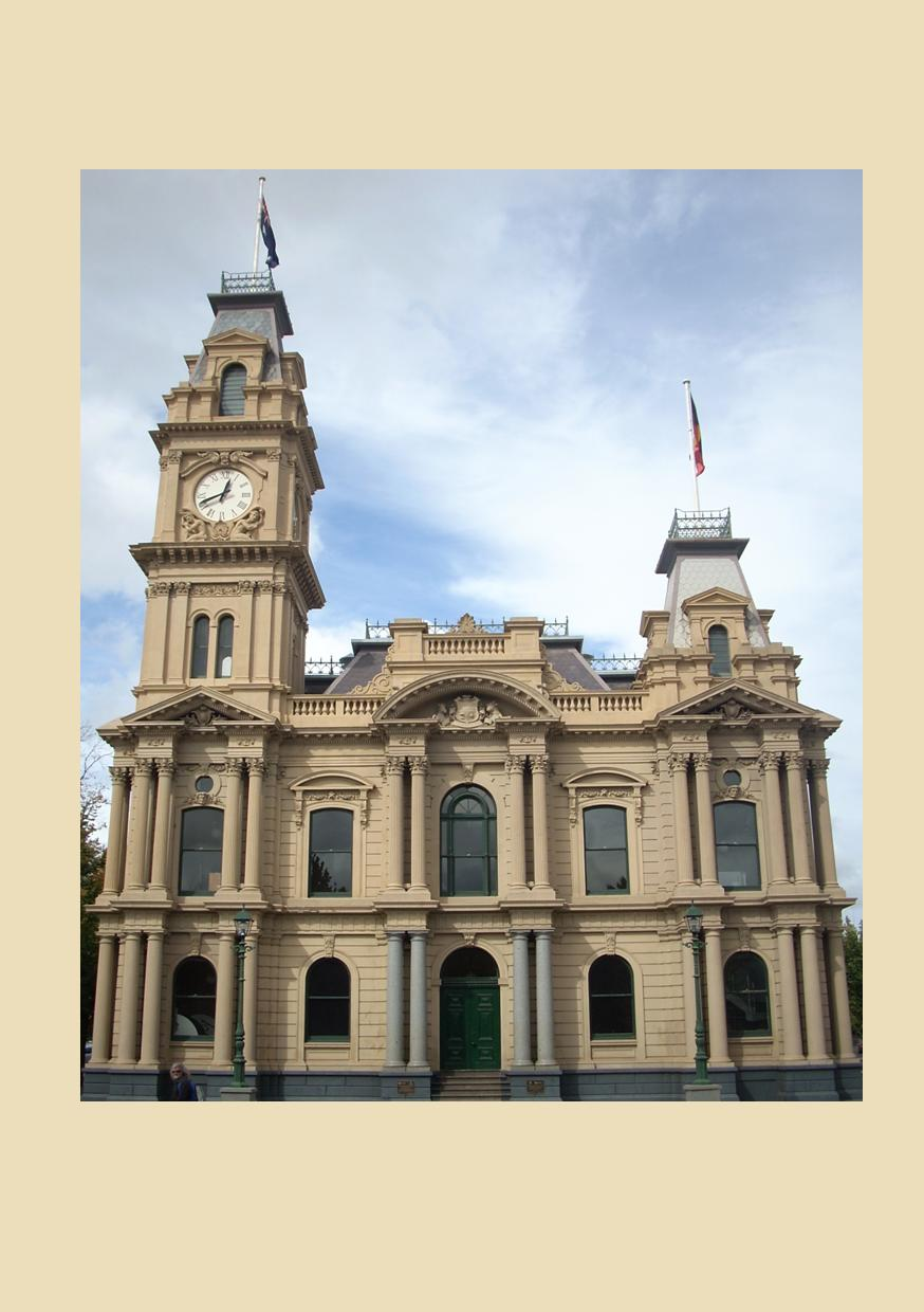 Sample board online in australia bendigo city renown for Modern victorian architecture