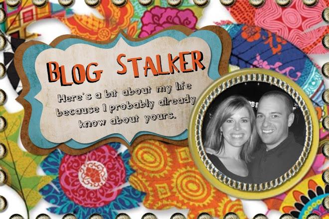 Blog Stalker